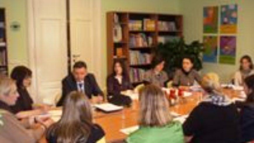 Sastanak o zaštiti prava učenika na praktičnoj nastavi