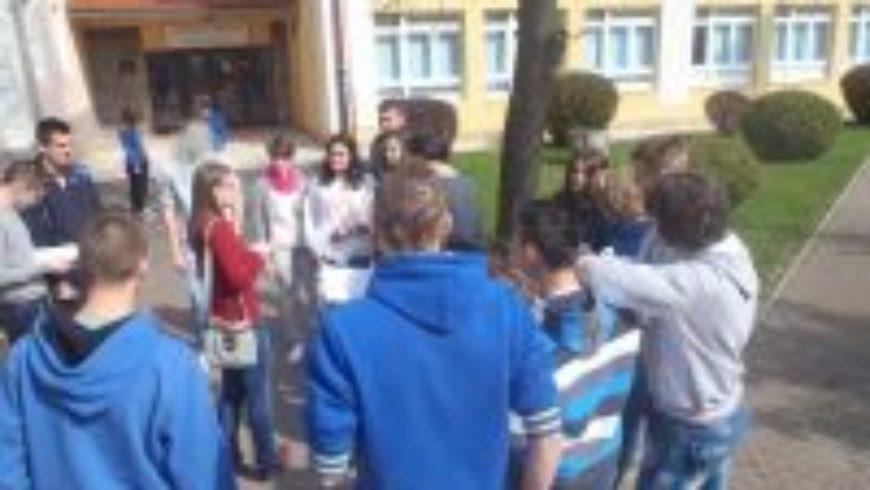 Posjet odgojno-obrazovnim ustanovama u Otočcu