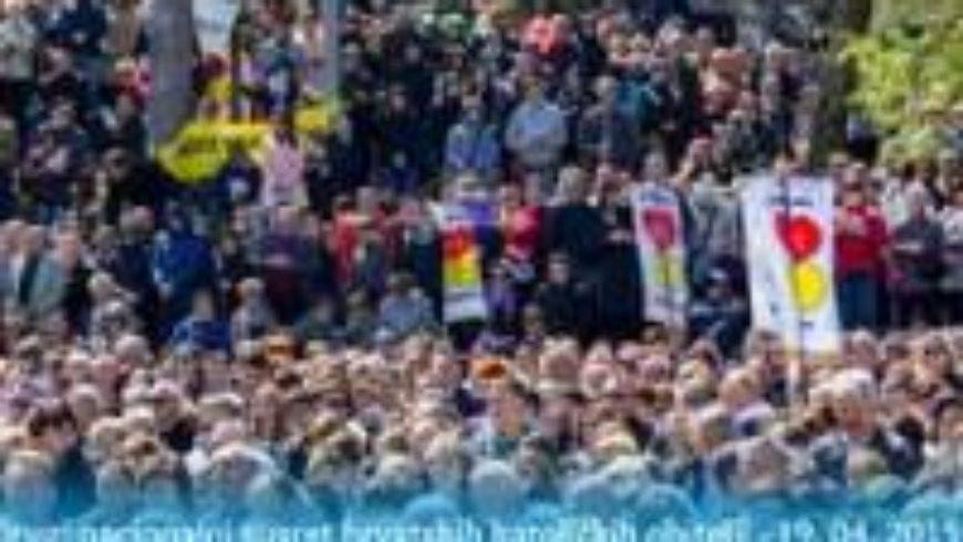 Drugi nacionalni susret hrvatskih katoličkih obitelji