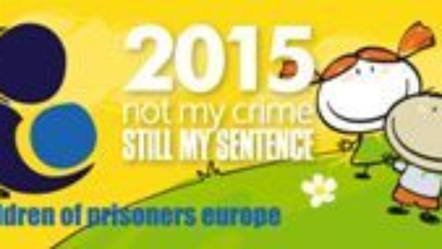 Europski tjedan djece čiji su roditelji u zatvoru: 1. – 8. lipnja