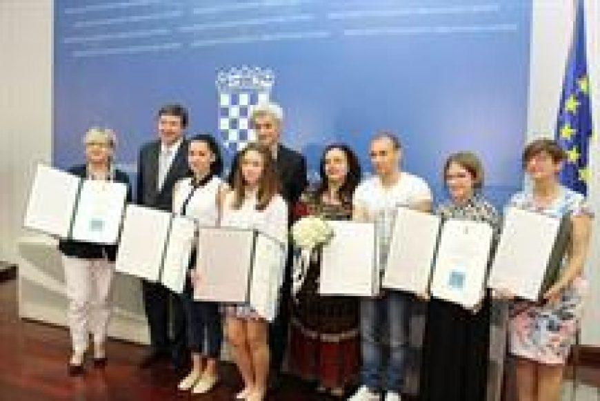 """Dodijeljene Nagrade """"Luka Ritz"""" za promicanje tolerancije"""
