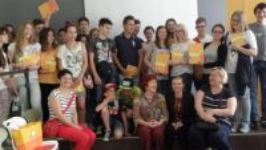 Učenici iz Oroslavja u Maloj kući dječjih prava