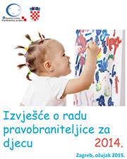 Prihvaćeno Izvješće o radu pravobraniteljice za djecu za 2014.