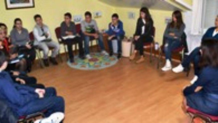 Dječje gradsko vijeće Splita u posjetu Uredu pravobraniteljice za djecu