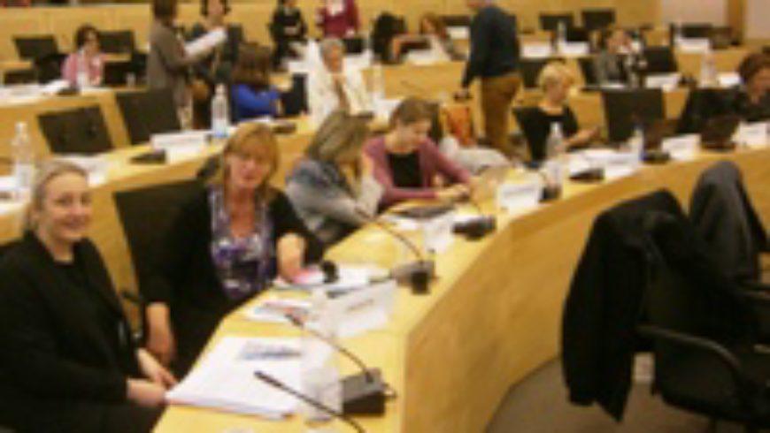 Treći  sastanak  Odbora stručnjaka Vijeća Europe za Strategiju za prava djece 2016. – 2021.