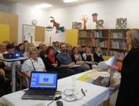 Predavanje u Dječjem vrtiću Jarun u Zagrebu
