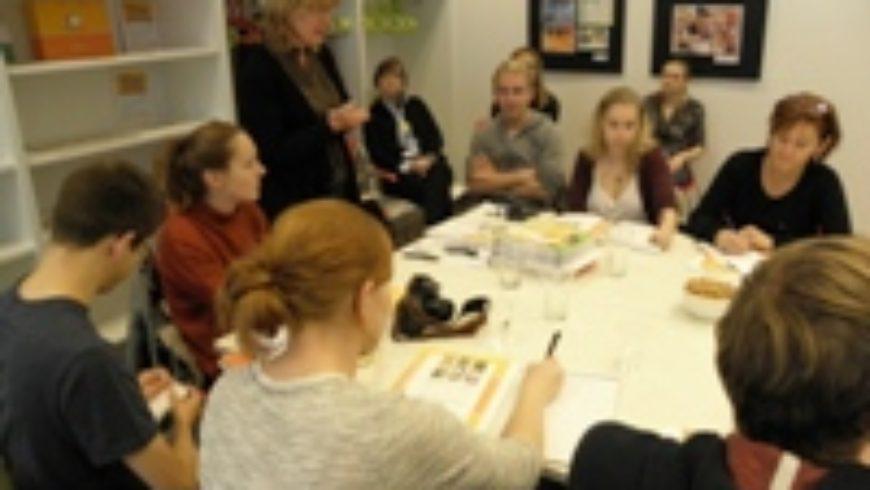 Posjet studenata socijalnog rada iz Belgije