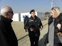 Pravobraniteljica posjetila centar za izbjeglice u Slavonskom Brodu