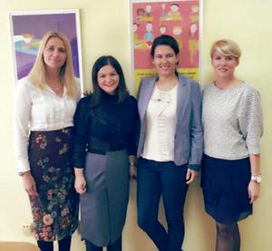 """Susret sa Zajednicom žena """"Katarina Zrinski"""" Splitsko-dalmatinske županije"""
