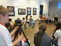 """Međunarodni učenički projekt """"I tvoj glas može biti dio rješenja"""""""