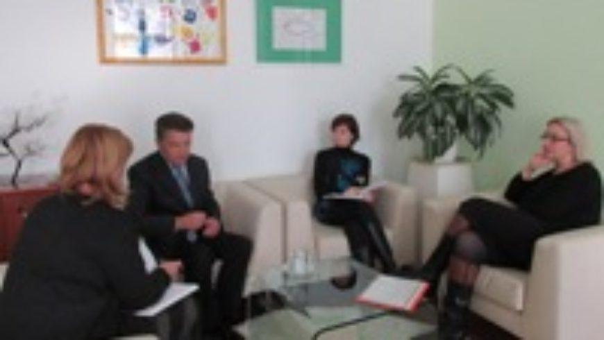Sastanak pravobraniteljice s dr. Josipom Grgurićem