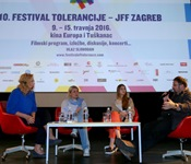 Rasprava o vršnjačkom nasilju na Festivalu tolerancije