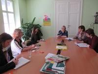 Sastanak s predstavnicama Save the Children International