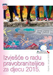 Izvješće o radu pravobraniteljice za djecu predano Hrvatskome saboru