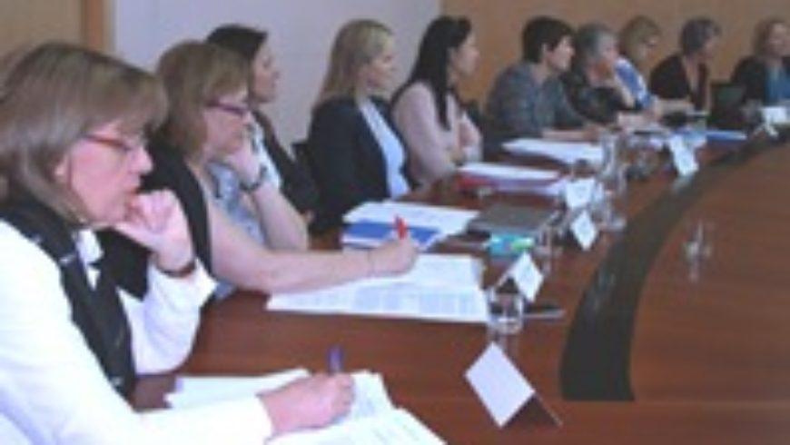 Sastanak ekspertne grupe EuroPriz-a za obiteljske odnose