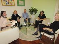 Sastanak s predstavnicima Agencije za zaštitu osobnih podataka
