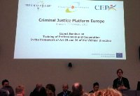 Seminar o EU direktivi o zaštiti žrtava kaznenih djela