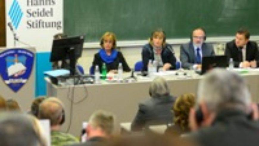 Bavarsko-hrvatska konferencija o nasilju u obitelji