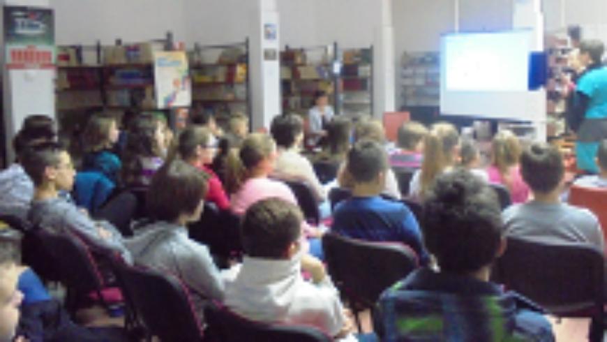 """Posjet Osnovnoj školi """"Eugen Kumičić"""" u Rijeci"""