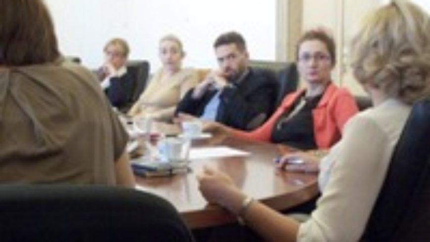Održan redoviti sastanak pravobraniteljica