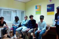 Susret učenika OŠ Manuš s predstavnicima MMS-a u Splitu