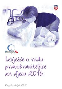 Hrvatskom saboru predano Izvješće o radu pravobraniteljice za djecu u 2016.
