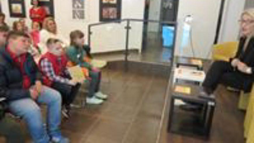 Dječji vijećnici Grada Velike Gorice posjetili pravobraniteljicu