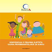 Konvencija UN-a o pravima djeteta na jeziku bliskom djeci
