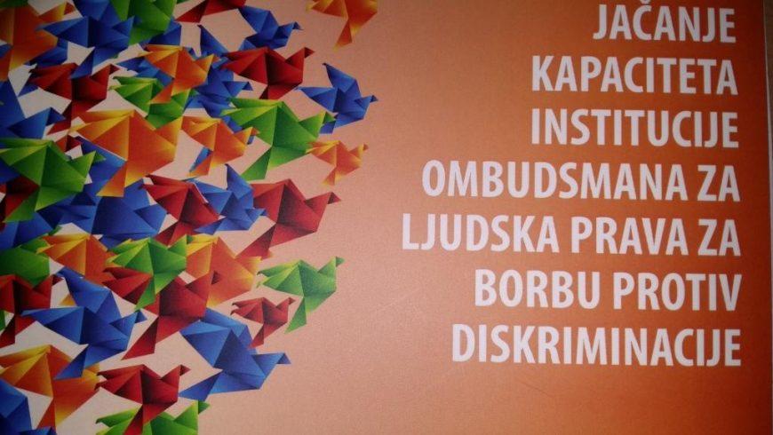 Sarajevo: Međunarodna konferencija o ulozi ombudsmana u borbi protiv diskriminacije