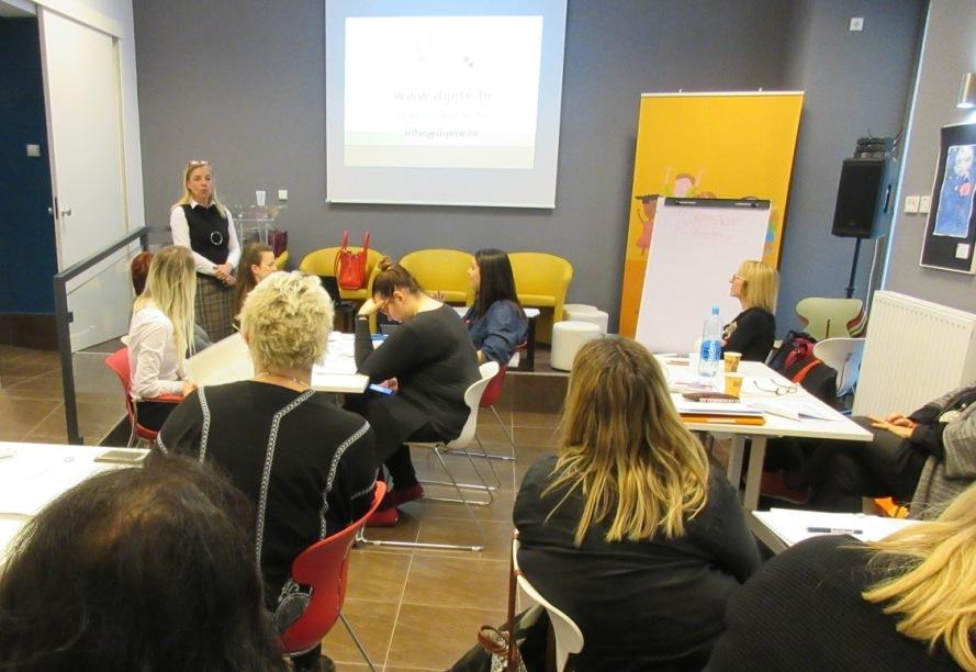 Edukacija o participaciji djece za voditelje Dječjih vijeća