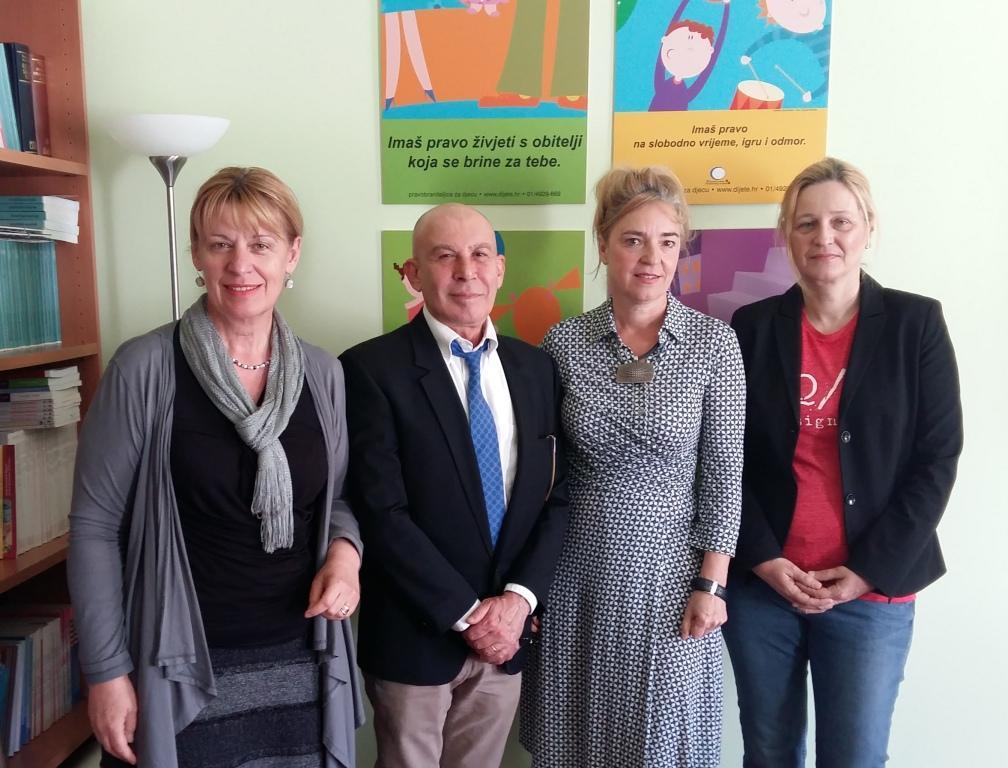Pravobraniteljica se sastala s predstavnikom UNHCR-a u Hrvatskoj