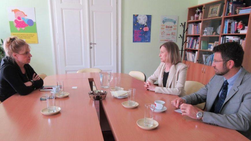 Posjet delegacije Veleposlanstva Republike Slovenije