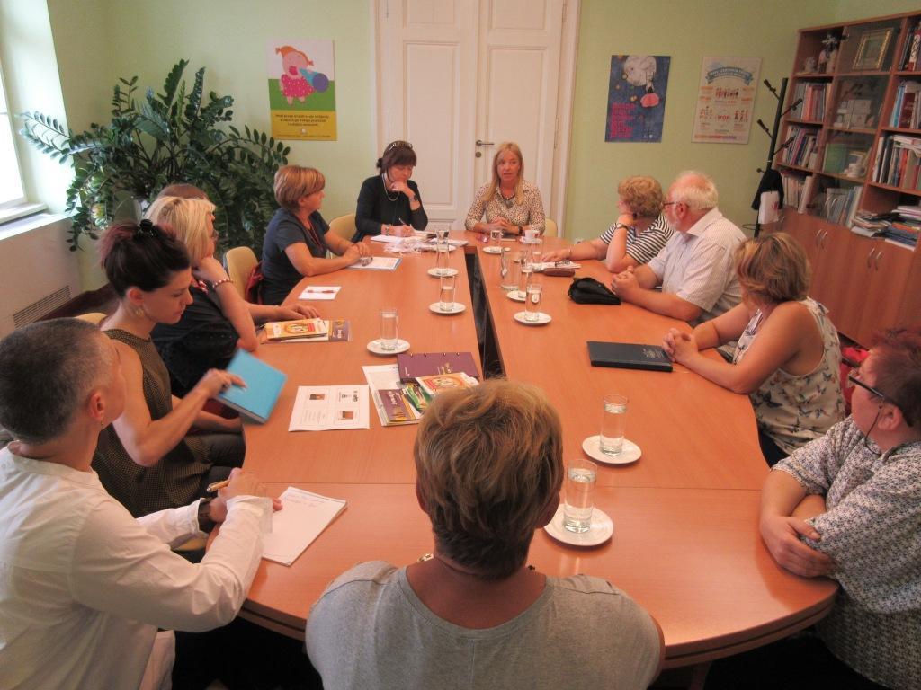 Sastanak s predstavnicima Foruma za kvalitetno udomiteljstvo djece