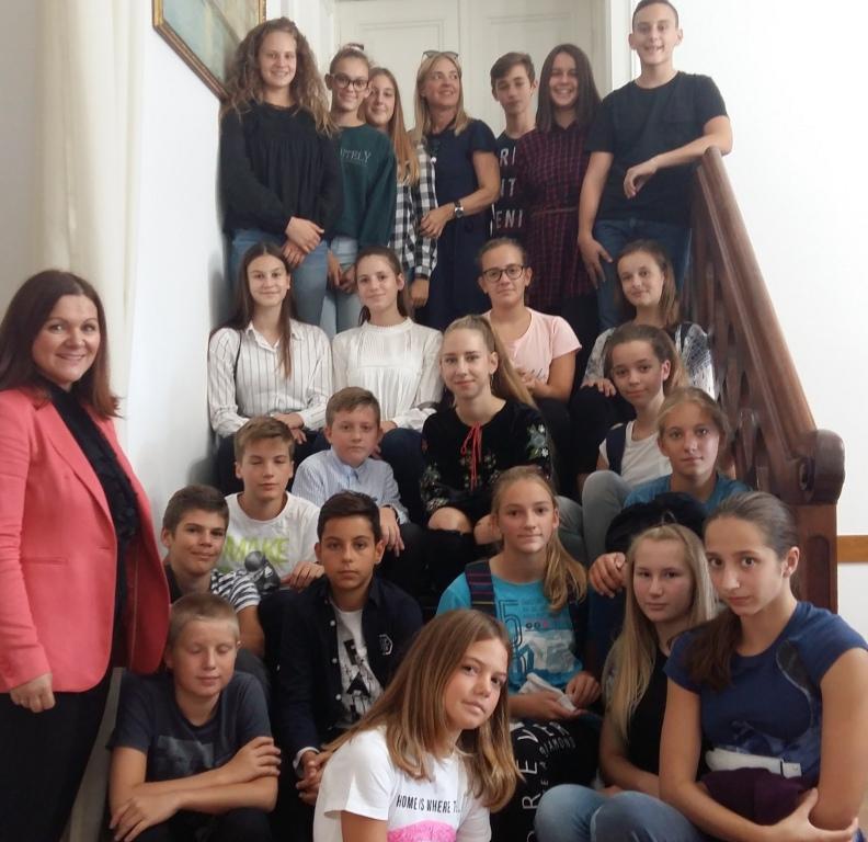 Pravobraniteljica s djecom u Dubrovniku uz Dječji tjedan