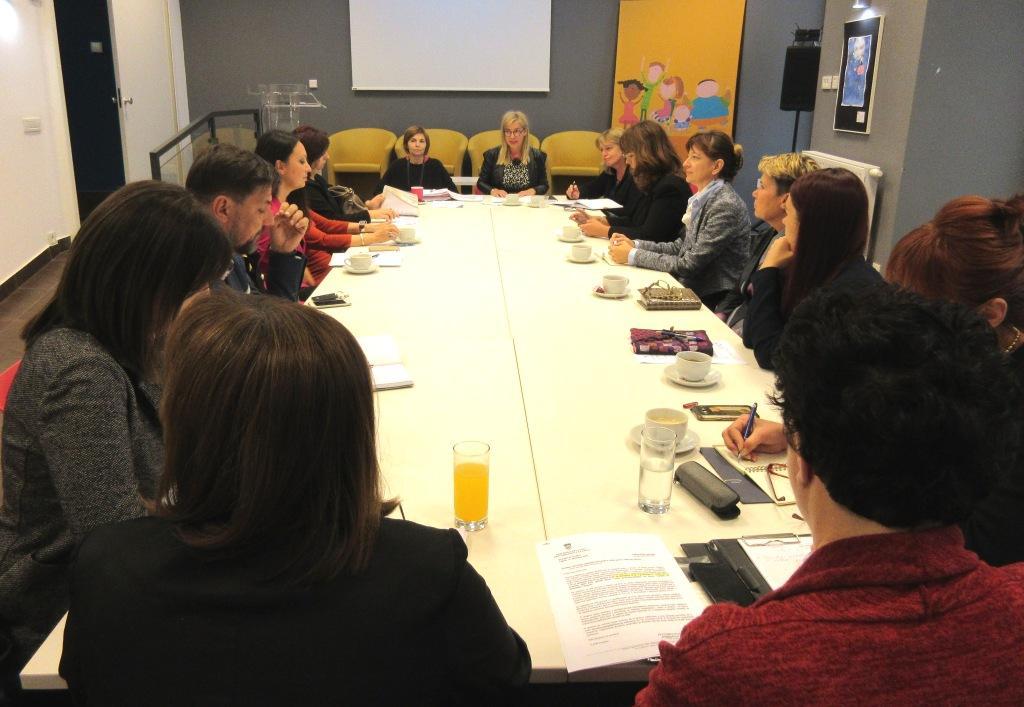 Sastanak u Maloj kući dječjih prava o zaštiti prava djece na zdravlje