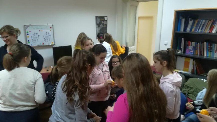 Učenici OŠ Gornja Vežica u Rijeci posjetili riječki ured pravobraniteljice
