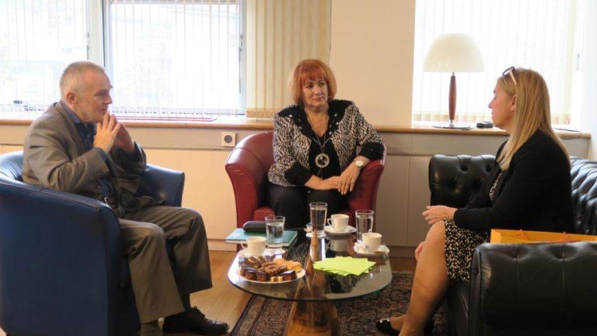 Pravobraniteljica posjetila Ured Ombudsmana Republike Slovenije