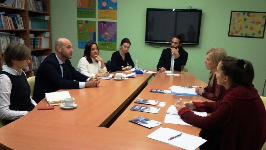Pravobraniteljica se sastala s predstavnicima Vijeća Europe