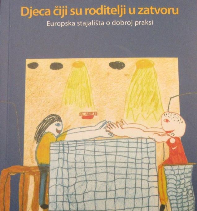 Edukacija u Kaznionici u Lepoglavi o pravima djece čiji su roditelji u zatvoru
