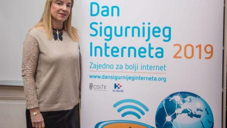 Dan sigurnijeg interneta u OŠ I. Kršnjavog u  Zagrebu