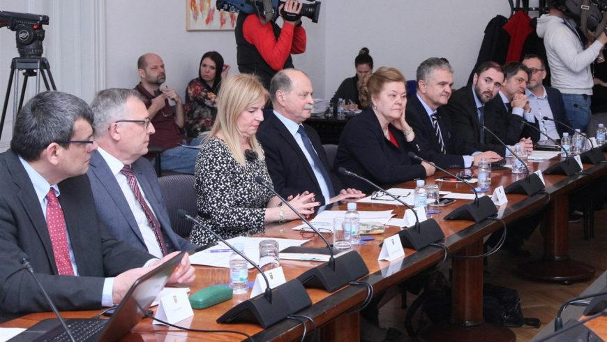 Tematska sjednica saborskih odbora o procijepljenosti djece