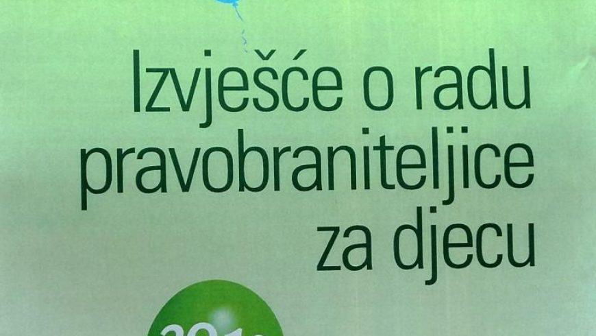 Pravobraniteljica predala Hrvatskome saboru Izvješće o radu za 2018.