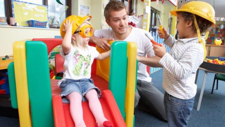 Koliko su sigurna djeca u igraonicama i na dječjim igralištima?