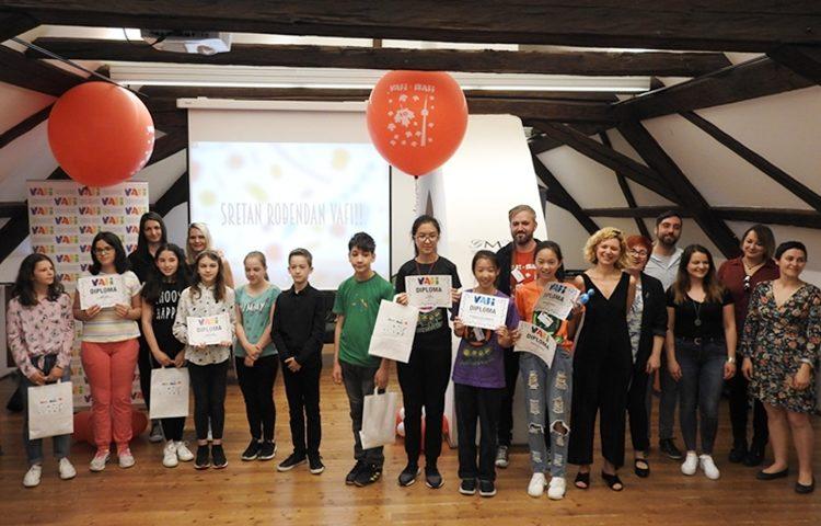 Animirani filmovi djece iz cijelog svijeta na festivalu RAFI&VAFI