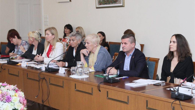 Saborski Odbor za ravnopravnost spolova raspravljao o zaštiti žrtava nasilja u obitelji