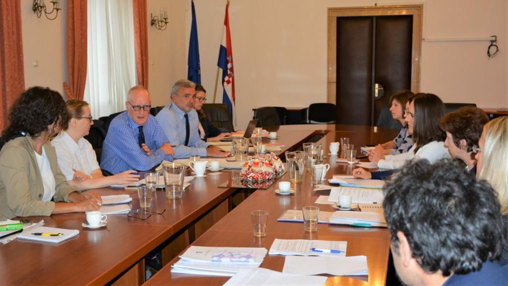 S predstavnicima organizacije GRETA o suzbijanju trgovanja ljudima