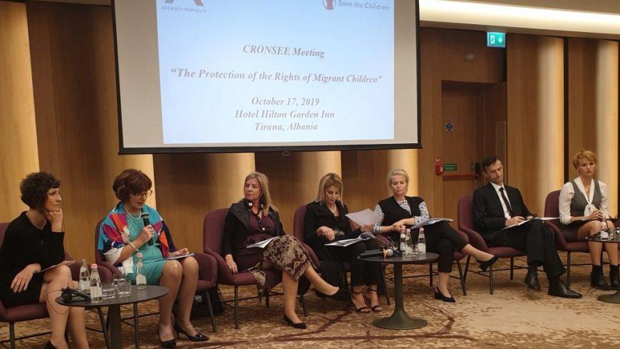 U Tirani održana godišnja konferencija pravobranitelja za djecu Jugoistočne Europe