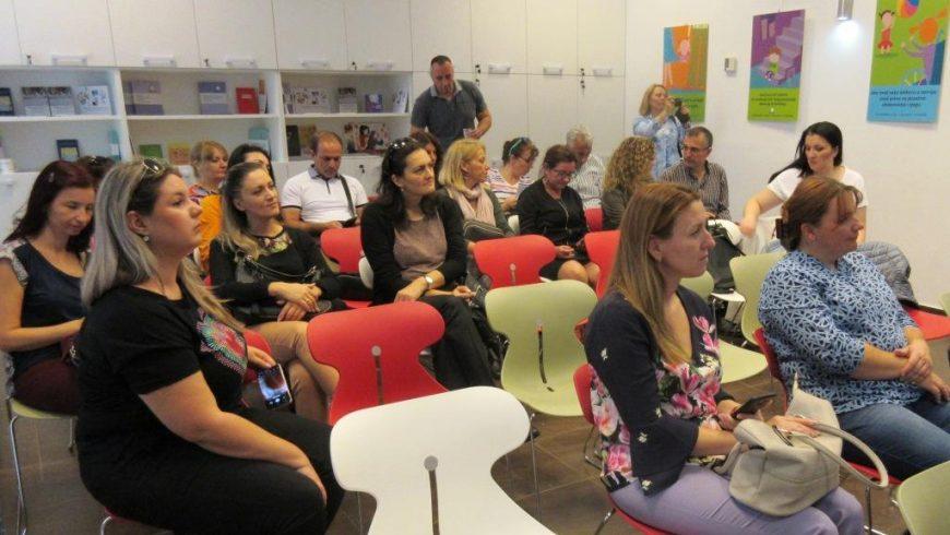 Predavanje za sudionike međunarodnog projekta o učeničkom novinarstvu