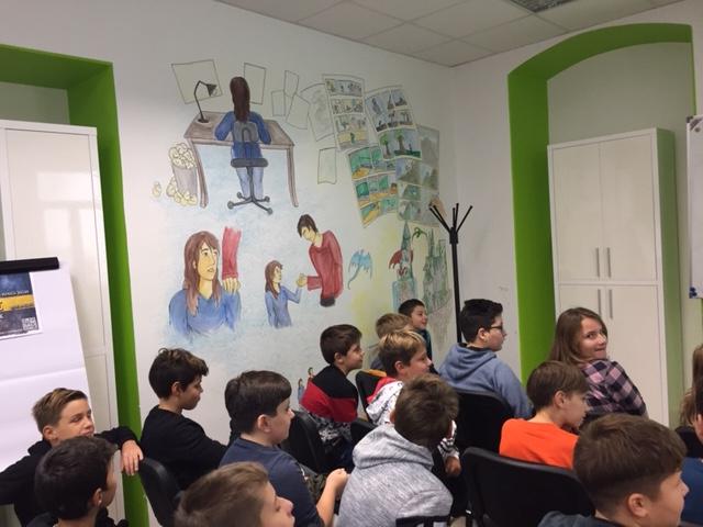 Djeca iz Labina posjetila riječki ured pravobraniteljice