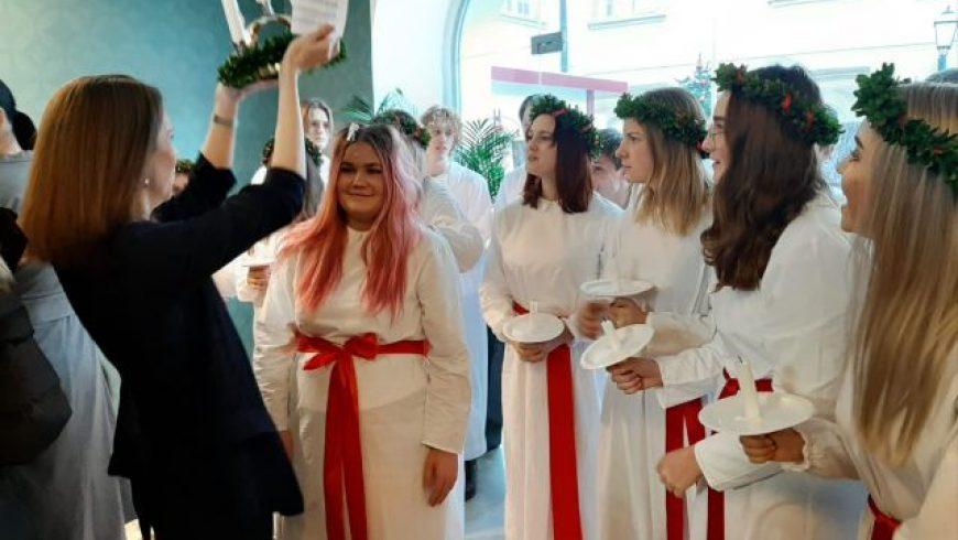 Švedsko veleposlanstvo u Hrvatskoj obilježilo Dan svete Lucije